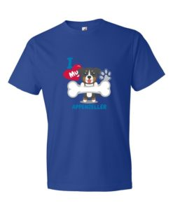 I Love my Appenzeller Sennenhund Dog T-Shirt