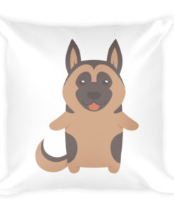 German Shepherd Pillow