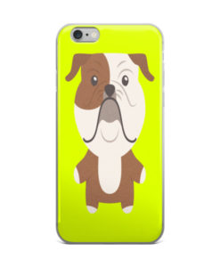 English Bulldog iPhone Case