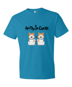 Akitas In Chains T-Shirt