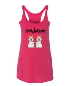 Akitas In Chains Women's Tank Top