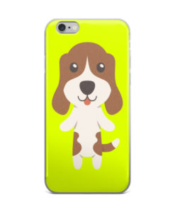 Beagle iPhone Case