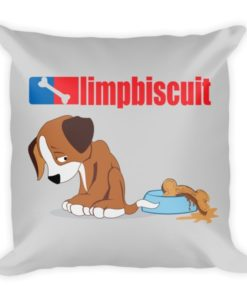 Limp Biscuit Pillow