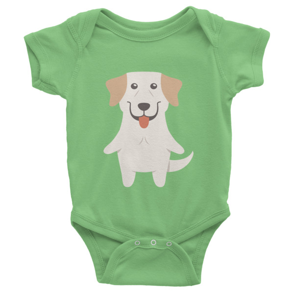 Sample Baby Onesie
