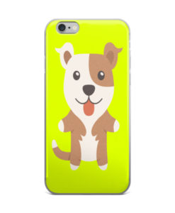 American Pitbull Terrier iPhone Case
