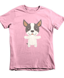 Boston Terrier Youth/Kids T-Shirt